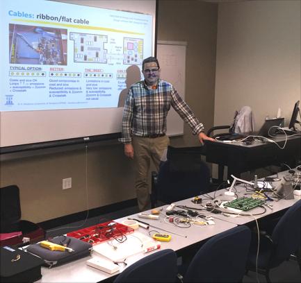 EMI/EMC and Signal Integrity Boot Camp|Besser Associates Course